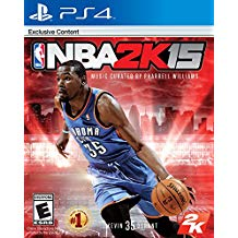 PS4: NBA 2K15 (NM) (COMPLETE)